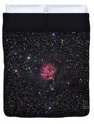 The Cocoon Nebula Duvet Cover by Roth Ritter