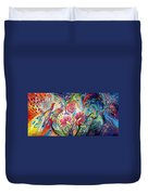 The Colors Of Day Duvet Cover