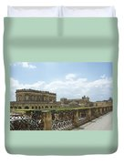 The Colors Of Noto Duvet Cover