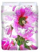 10989 The Colour Of Summer Duvet Cover
