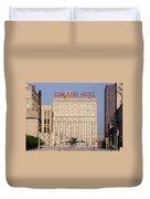 The Congress Hotel - 1 Duvet Cover
