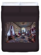 The Copper King's Music Room - Butte Montana Duvet Cover