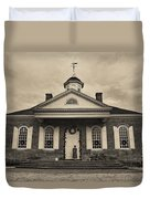 The Courthouse Duvet Cover
