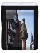 The Cross Chester Duvet Cover