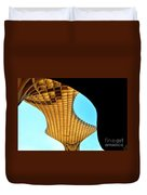 The Curves Of The Metropol Parasol Duvet Cover