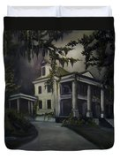 The Dark Plantation Duvet Cover by James Christopher Hill