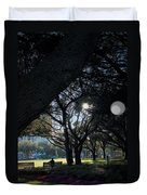 The Day's Reflection Limited Edition Bodecoarts Duvet Cover