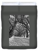 The Deep South Monochrome Duvet Cover