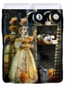 The Doll Salzburg Duvet Cover by Mary Machare