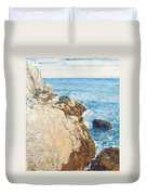 The East Headland Duvet Cover by Childe Hassam