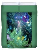 The Egregious Christmas Tree 1 Duvet Cover
