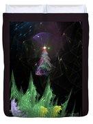The Egregious Christmas Tree 2 Duvet Cover