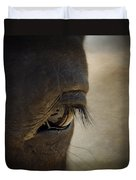 The Eyes Are The Window To The Soul Duvet Cover