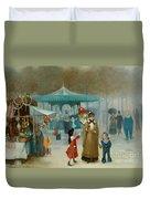 The Fairground  Duvet Cover