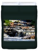 The Falls Duvet Cover