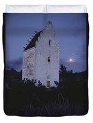 The Famed Sunken Church Is Featured Duvet Cover