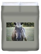 The Farmers Horse Duvet Cover