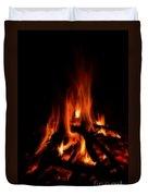 The Fire Duvet Cover