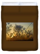 The Fire Of The Sun Duvet Cover