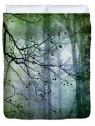 The Forest Cathedral Duvet Cover