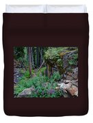 The Forest Trail Duvet Cover