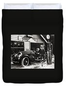 The Fourth Musketeer, 1923 Duvet Cover