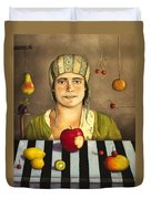 The Fruit Collector 2 Duvet Cover