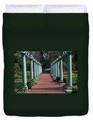 The Garden Walk Duvet Cover