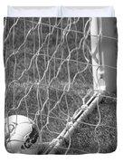 The Golden Goal Duvet Cover