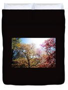 The Grandest Of Dreams - Cherry Blossoms - Brooklyn Botanic Garden Duvet Cover
