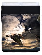 The Great Migration . Full Color Duvet Cover