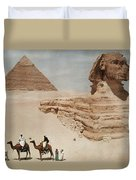 The Great Sphinx And The Second, Or Duvet Cover