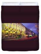 The Gresham Hotel Dublin, Oconnell Duvet Cover