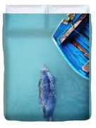 The Grey Seal Duvet Cover