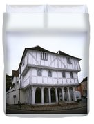 Thaxted Guildhall Duvet Cover