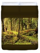 The Hall Of Mosses Duvet Cover