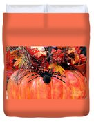 The Harvest Spider Duvet Cover