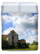 The House On The Hill Duvet Cover