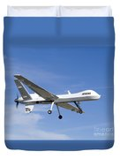 The Ikhana Unmanned Aircraft Duvet Cover