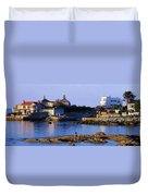 The James Joyce Tower, Sandycove, Co Duvet Cover