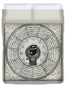 The Kaaba Duvet Cover