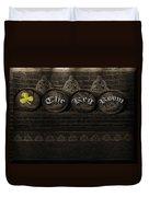 The Keg Room Version 4 Duvet Cover