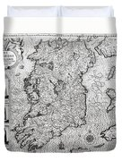 The Kingdom Of Ireland Duvet Cover