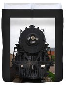 The Last Iron Horse Loc 1518 In Paducah Ky Duvet Cover