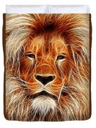 The Lion Sleeps Tonight Duvet Cover