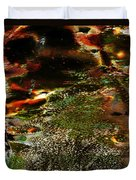 The Long Path Home Duvet Cover