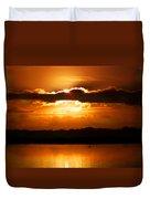 The Magic Of Morning Duvet Cover