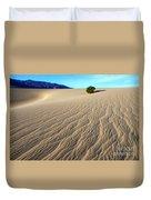 The Magic Of Sand Duvet Cover