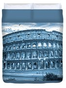 The Majestic Coliseum Duvet Cover by Luciano Mortula