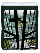 The Memorial Gates Duvet Cover